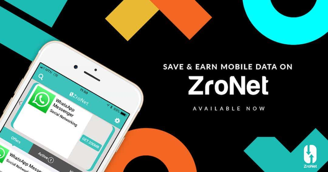 ZroNet app gives free data to users