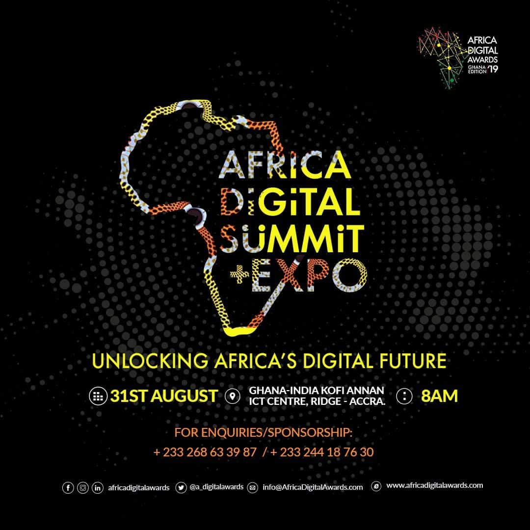 African Digital Summit and Expo 2019