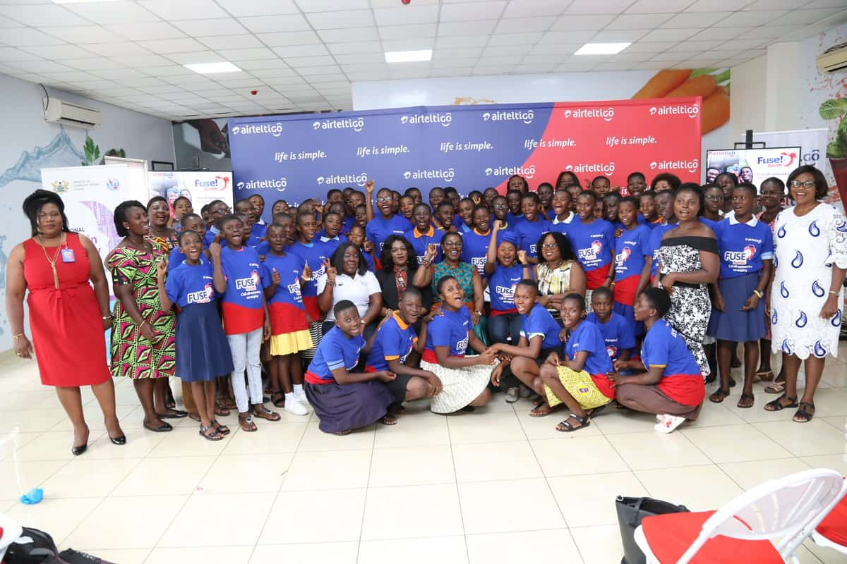 AirtelTigo joins Girls in ICT