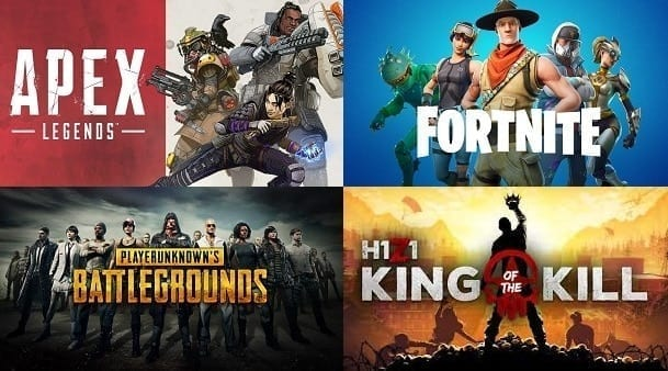 Image result for battle royale games