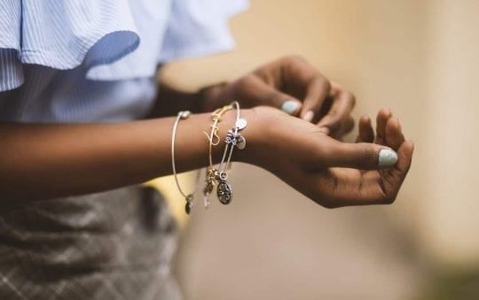 Jewellery gift ideas for the ladies
