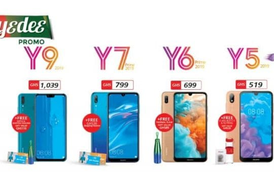 Franko Trading to reward Huawei customers this August
