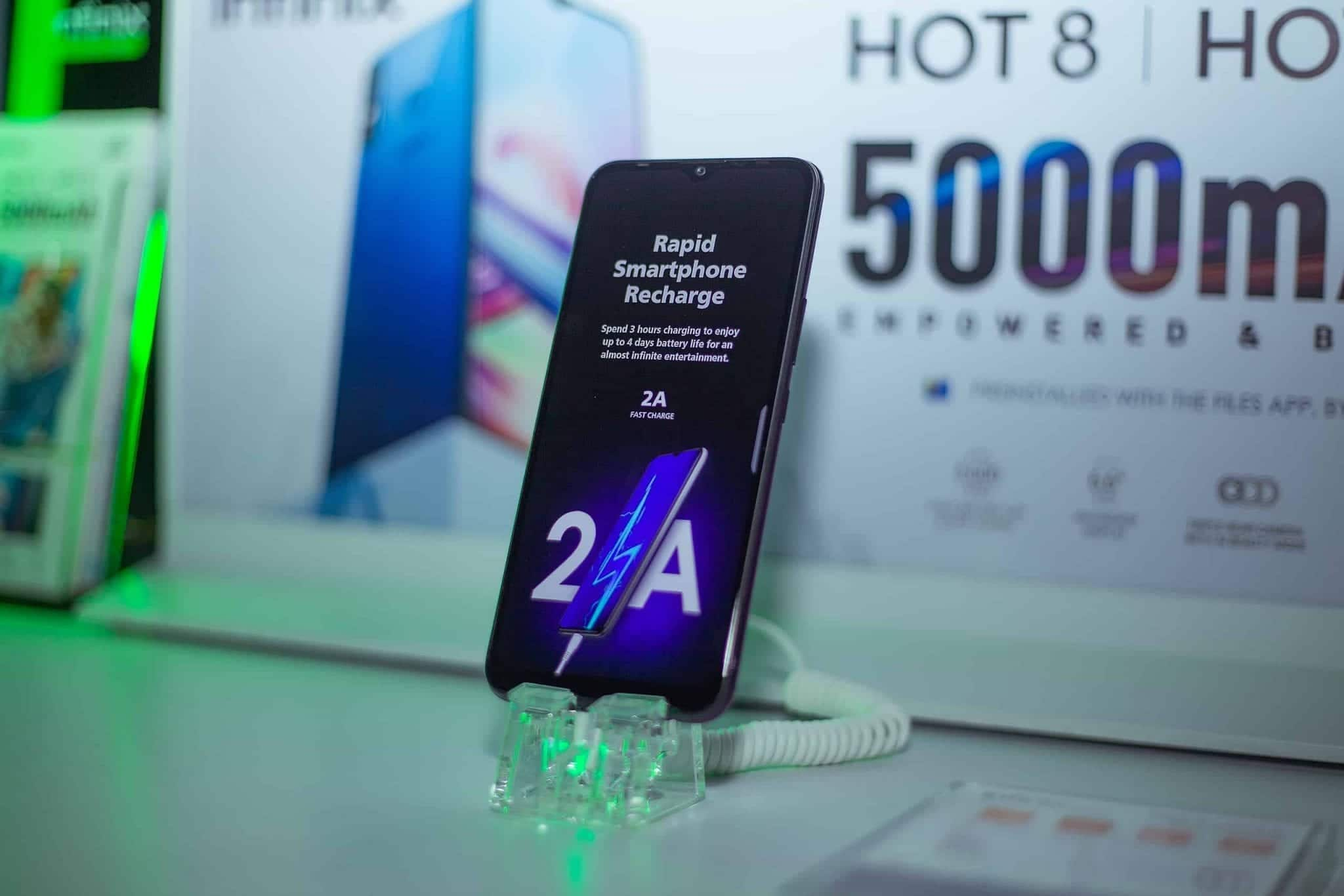 Infinix Hot 8 (2019): Full phone specifications, price and more