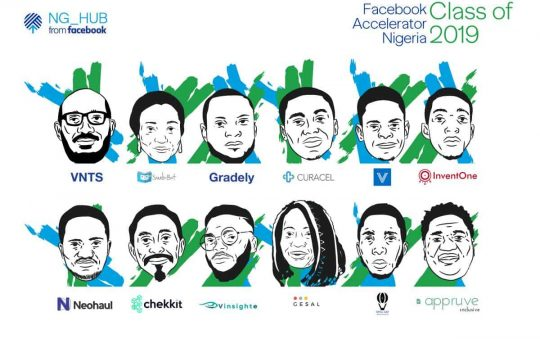 Ghanaian startup Appruve joins the 2019 FbStart Accelerator in Nigeria