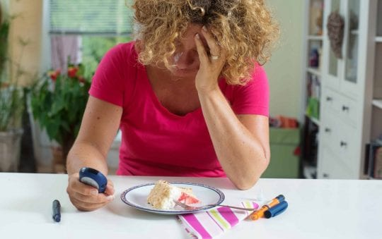 5-Step lifestyle guide to managing diabetes