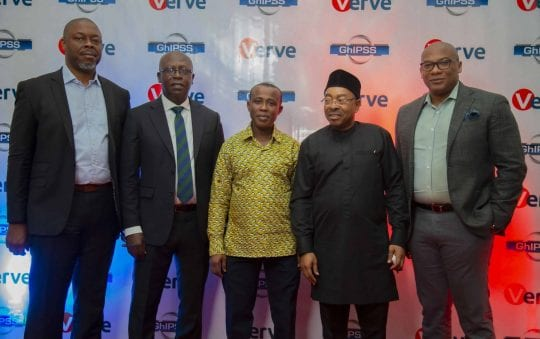 Verve launches cross-border service with GhIPSS to announce acceptance in Ghana