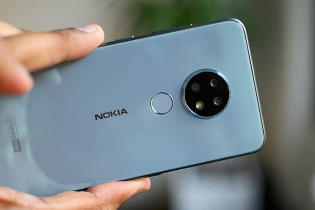 Nokia 6.2 features triple rear camera