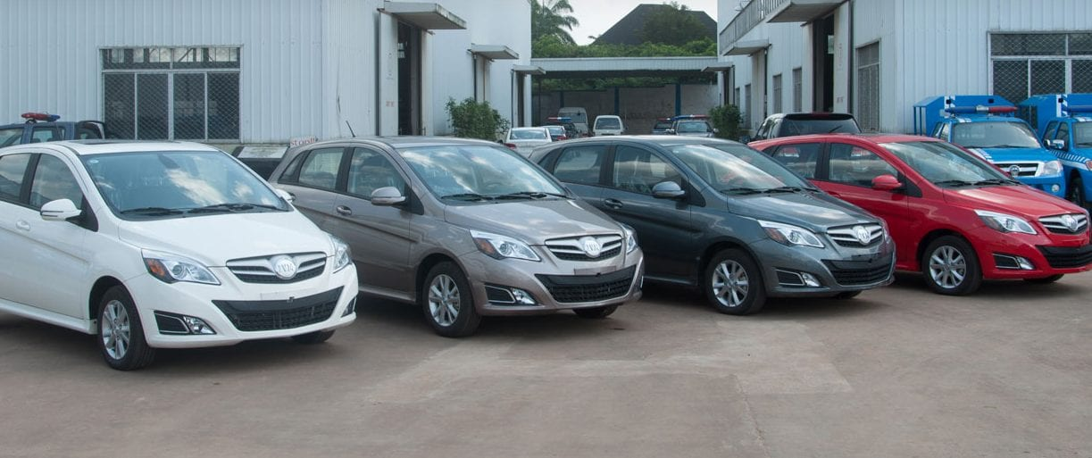 Photos: 15 sleek cars and SUVs from Innoson Vehicle Manufacturing's range of automobiles