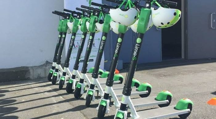 Lime set to launch electric scooters in South Africa
