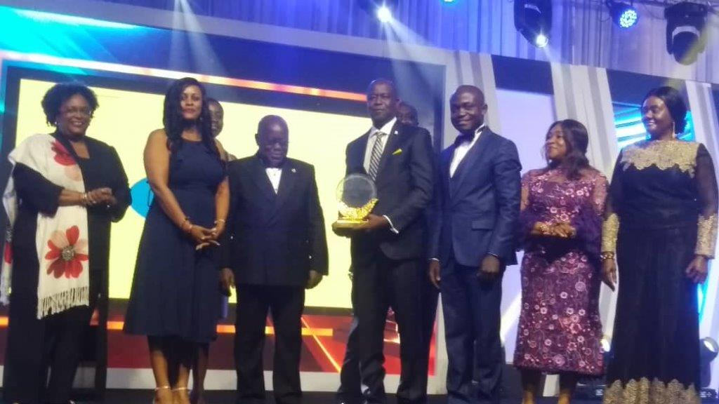 MTN is Ghana's number one company and highest tax payer for two years running