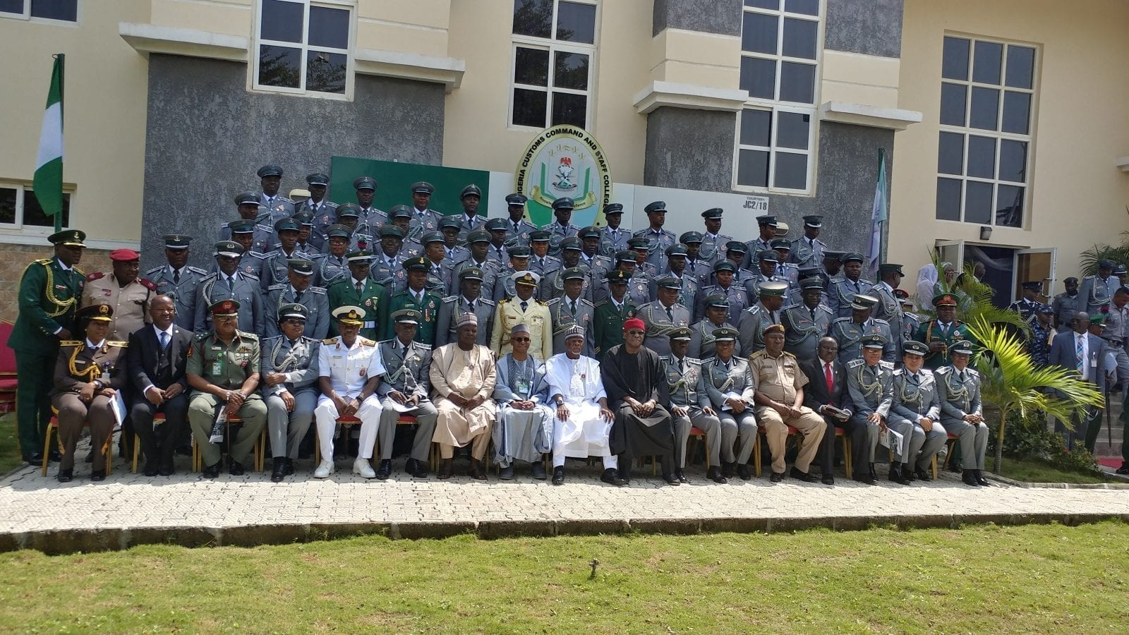 Buhari approves E-based technology for Nigeria Customs Service