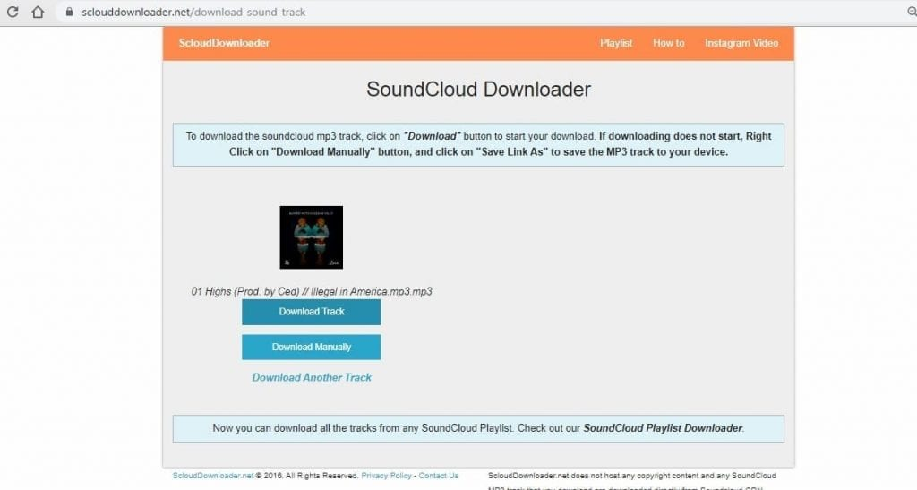 how to download SoundCloud