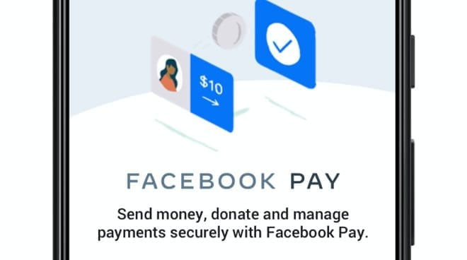 Facebook Pay is up and it is rolling out this week