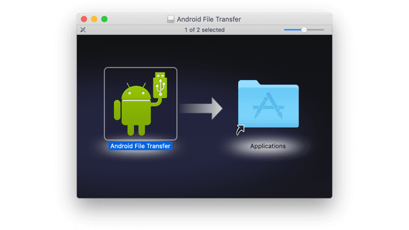 Complete steps on how to use Android File Transfer on Mac