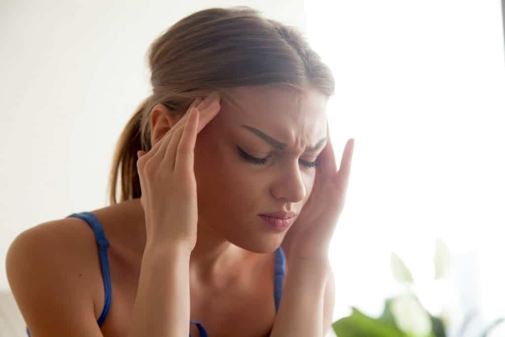 Signs that you are having a migraine headache