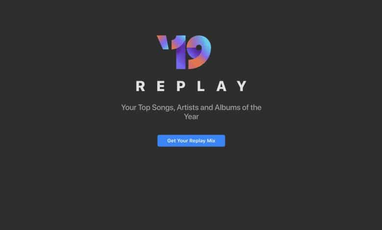 Apple Music introduces Replay, playlists of your top songs of the year