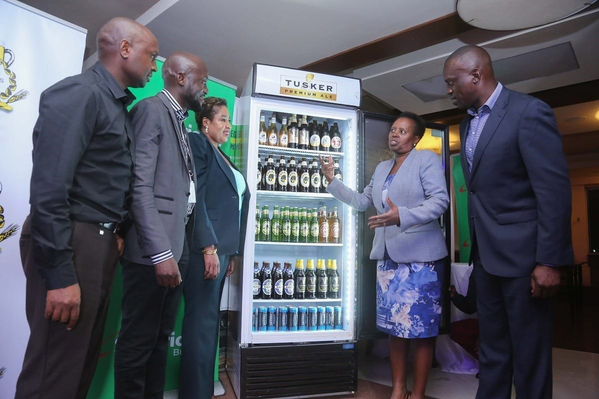 Safricom partners Kenya Breweries to scale its iOT Arm