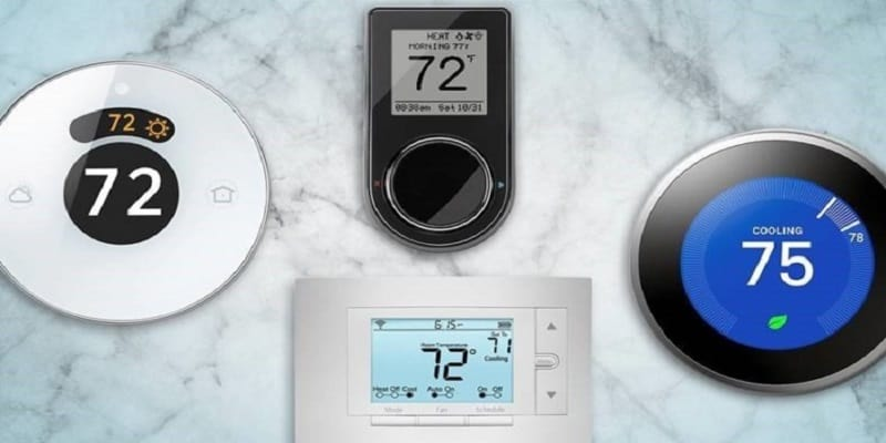 smart thermostats in 2019