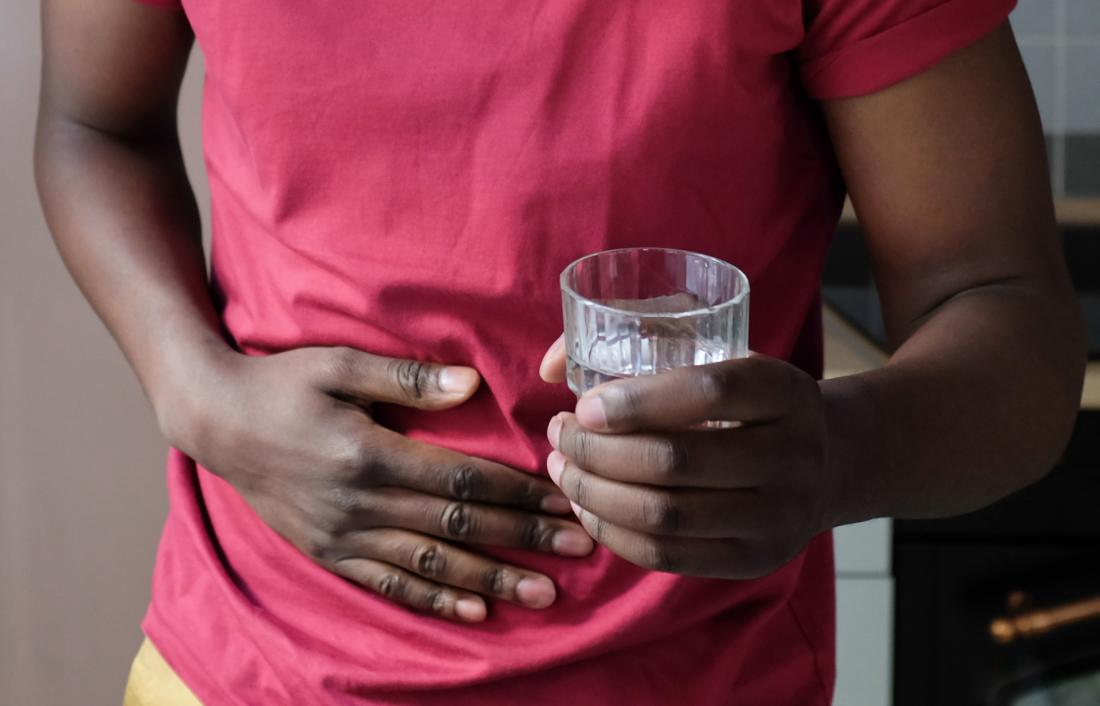 5 natural remedies of stress ulcer