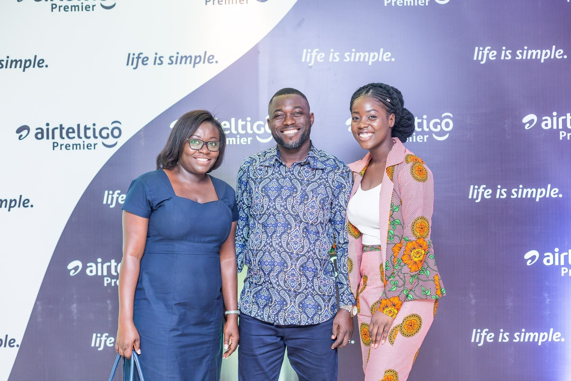 AirtelTigo dines with customers ahead of end-of-year festivities