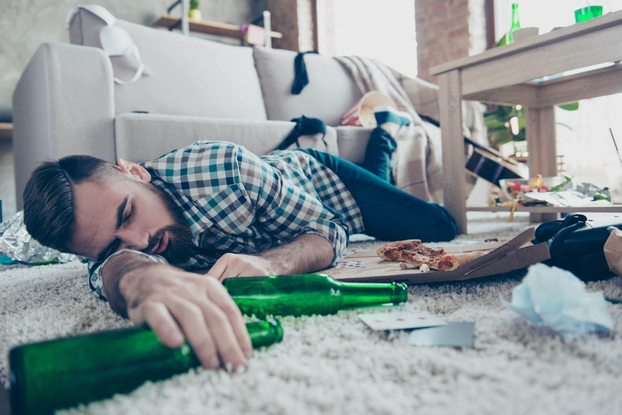 Tips to bring down hangover and its symptoms