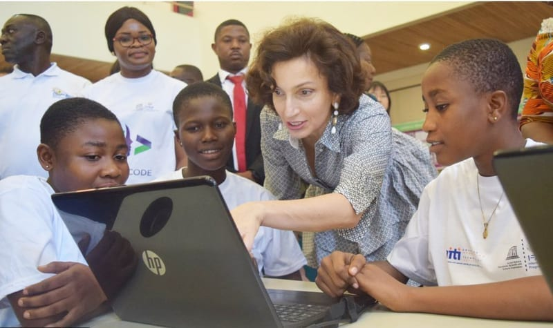 Kofi Annan ICT Centre develops free software to replace expensive ICT-teaching ones in schools
