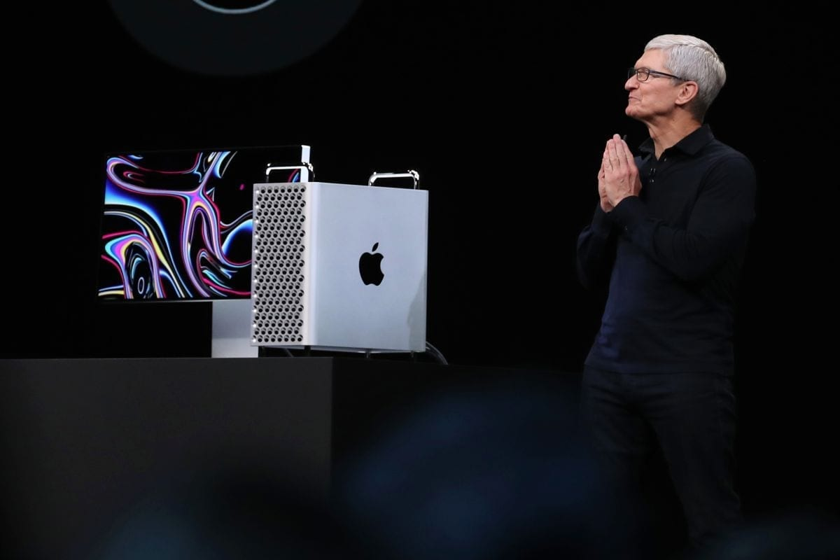 Apple's new Mac costs more than a Tesla