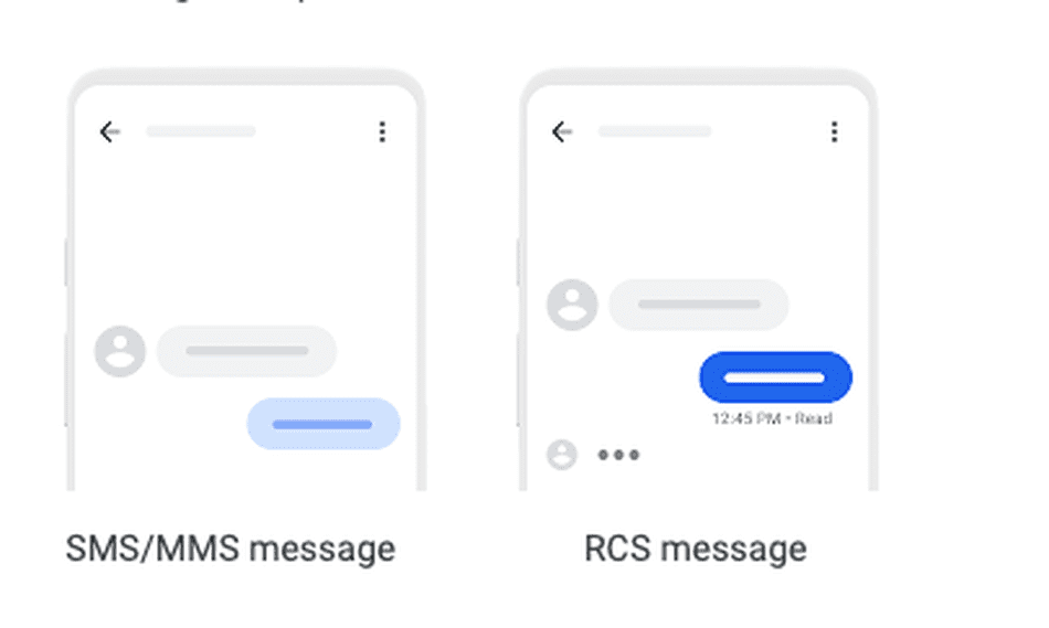 Android now has an iMessage-like texting features
