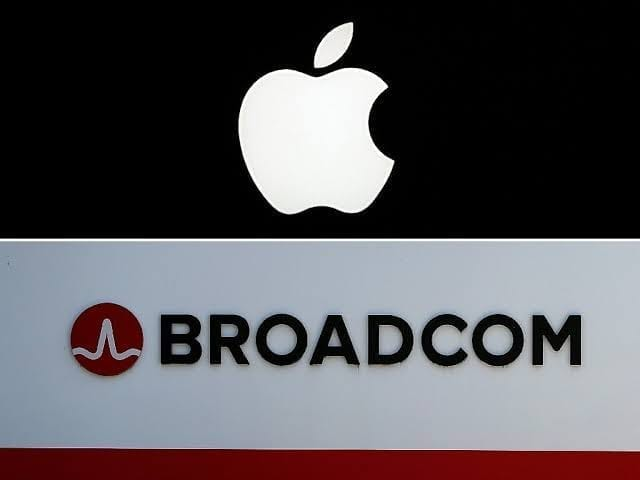 Apple and Broadcom ordered to pay $1.1bn for patent infringement