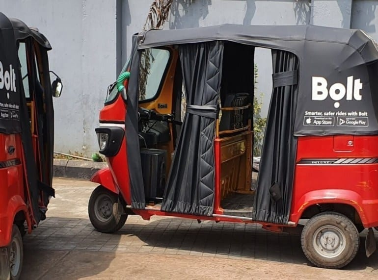 Bolt launches its tricycle vertical in Uyo, Nigeria