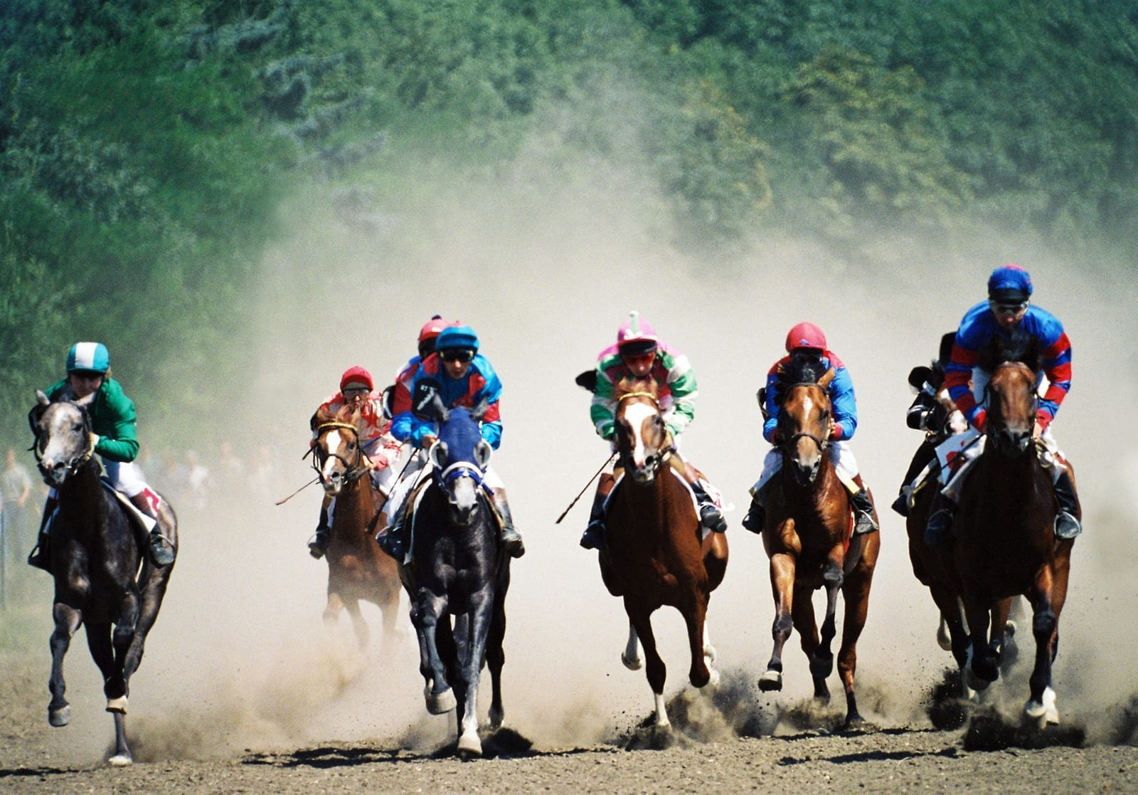 Horse races and their generous prizes
