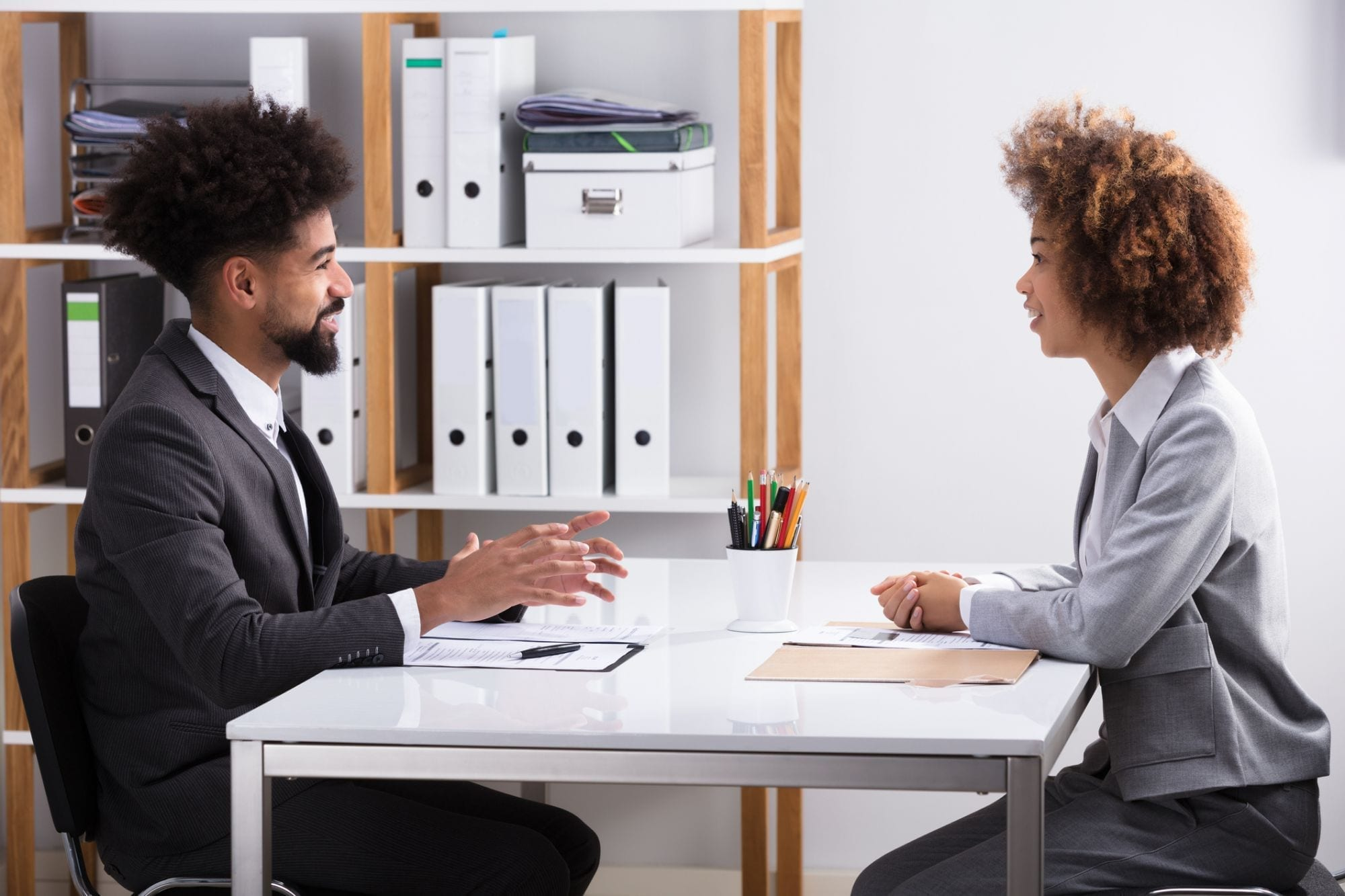 Job interview preparation tips