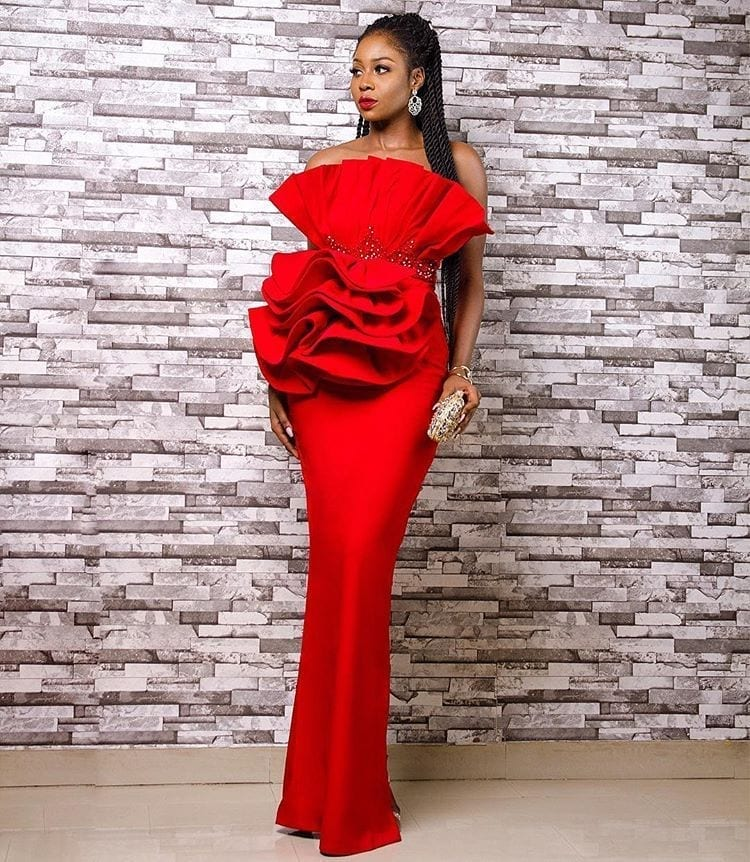 Image result for nigerian articles on valentine outfit ideas