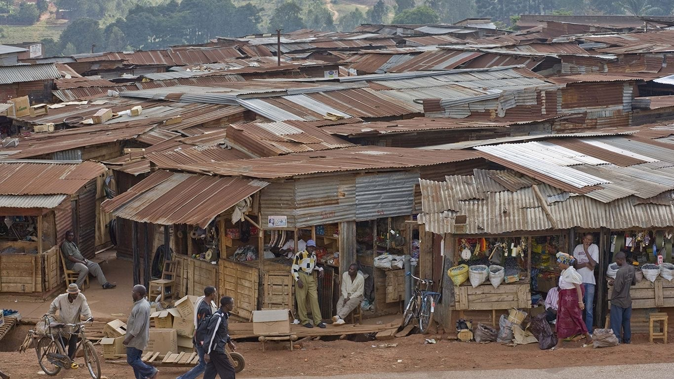 Poorest countries in the world in 2020