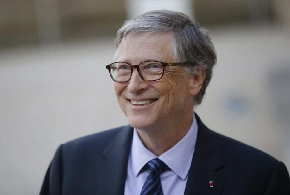 Bill Gates says healthcare workers might get a coronavirus cure within 18 months