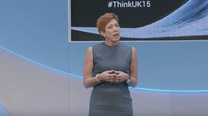 Google's HR boss, Eileen Naughton is quitting her role