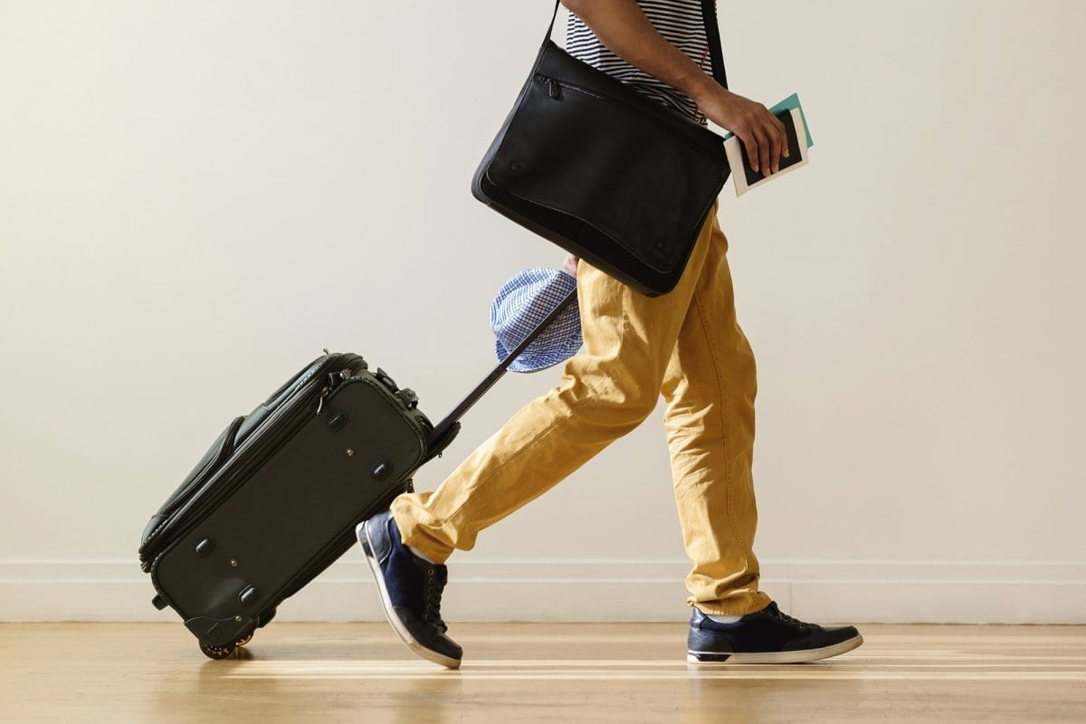 Here's what to do when an airline destroys your luggage