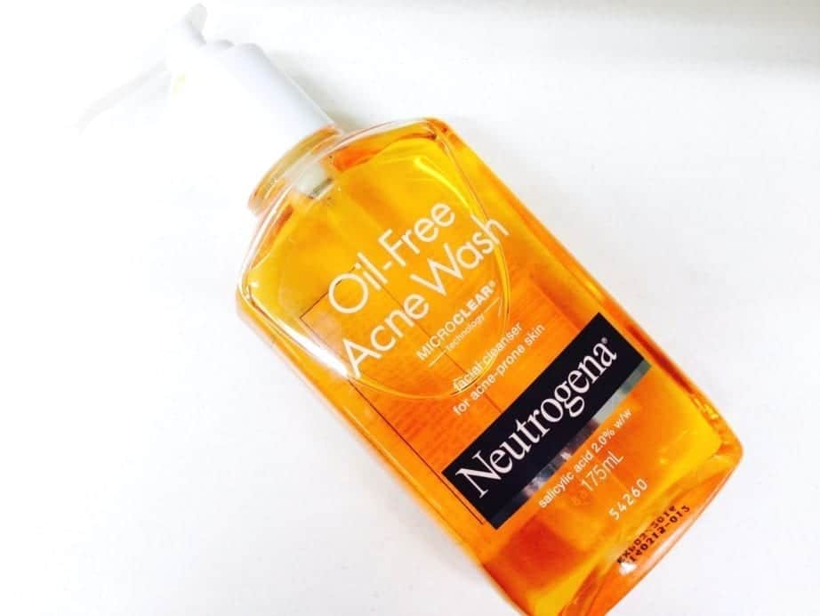 effective acne cleansers