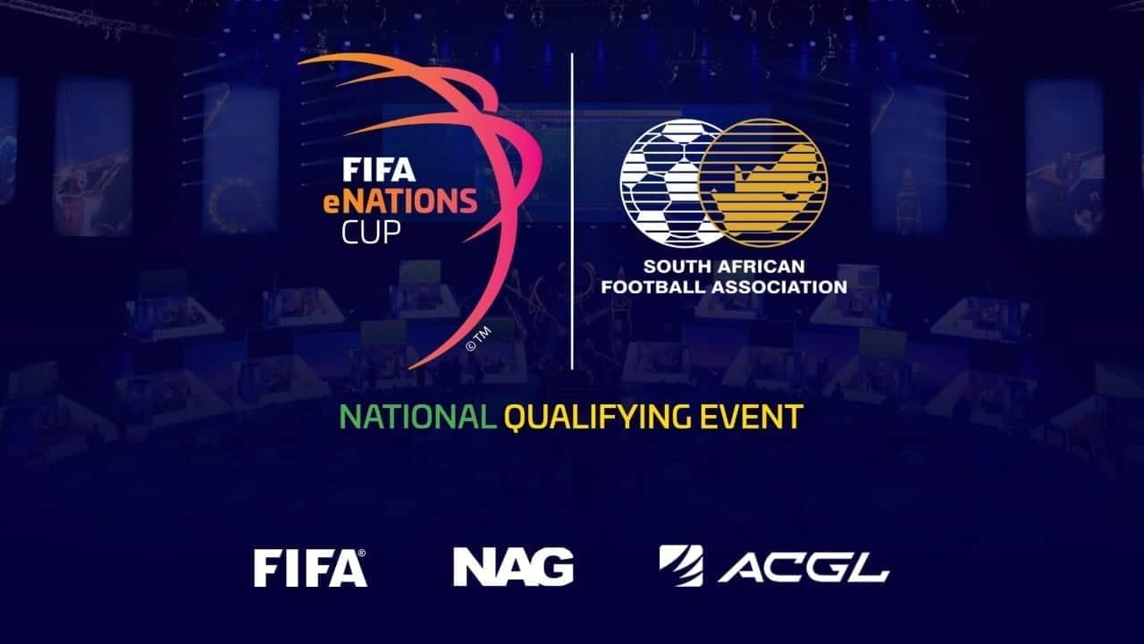 South African eNations Cup qualifiers