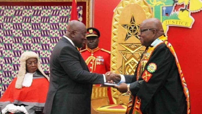 Prez. Akufo-Addo delivers State of the Nation Address today