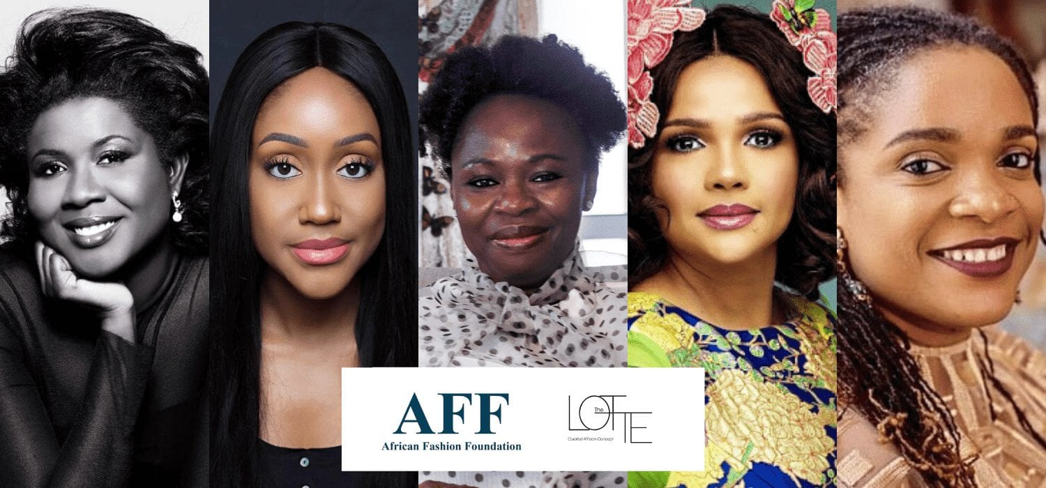 African Fashion Foundation and The Lotte to launch Kayayei fashion training programme