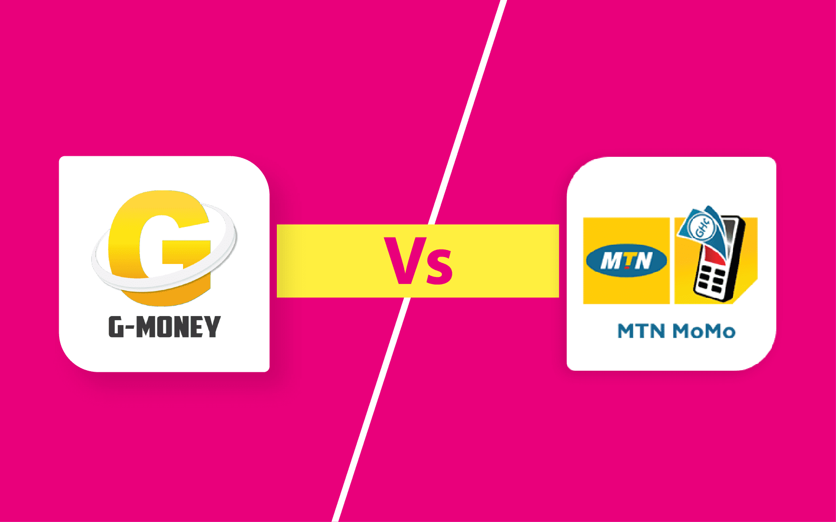G-Money Mobile Wallet and MTN Mobile Money: The ultimate comparison