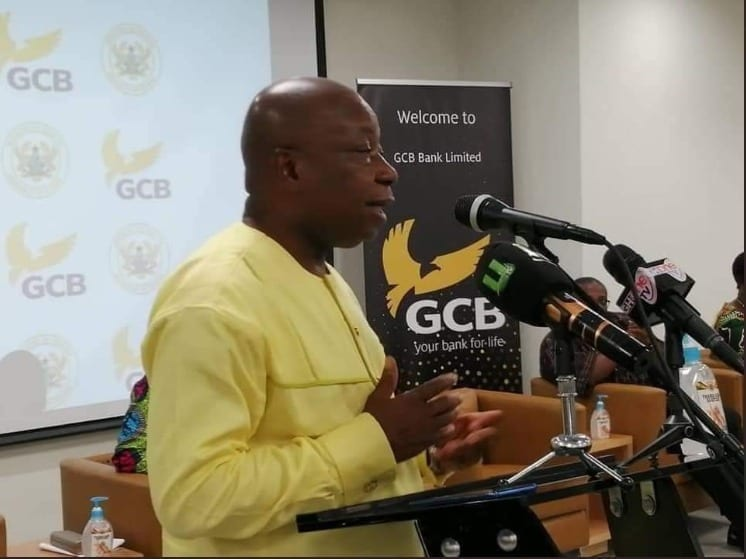 COVID-19: GCB Bank supports Health Service with GHS100K; introduces new G-Money tariffs