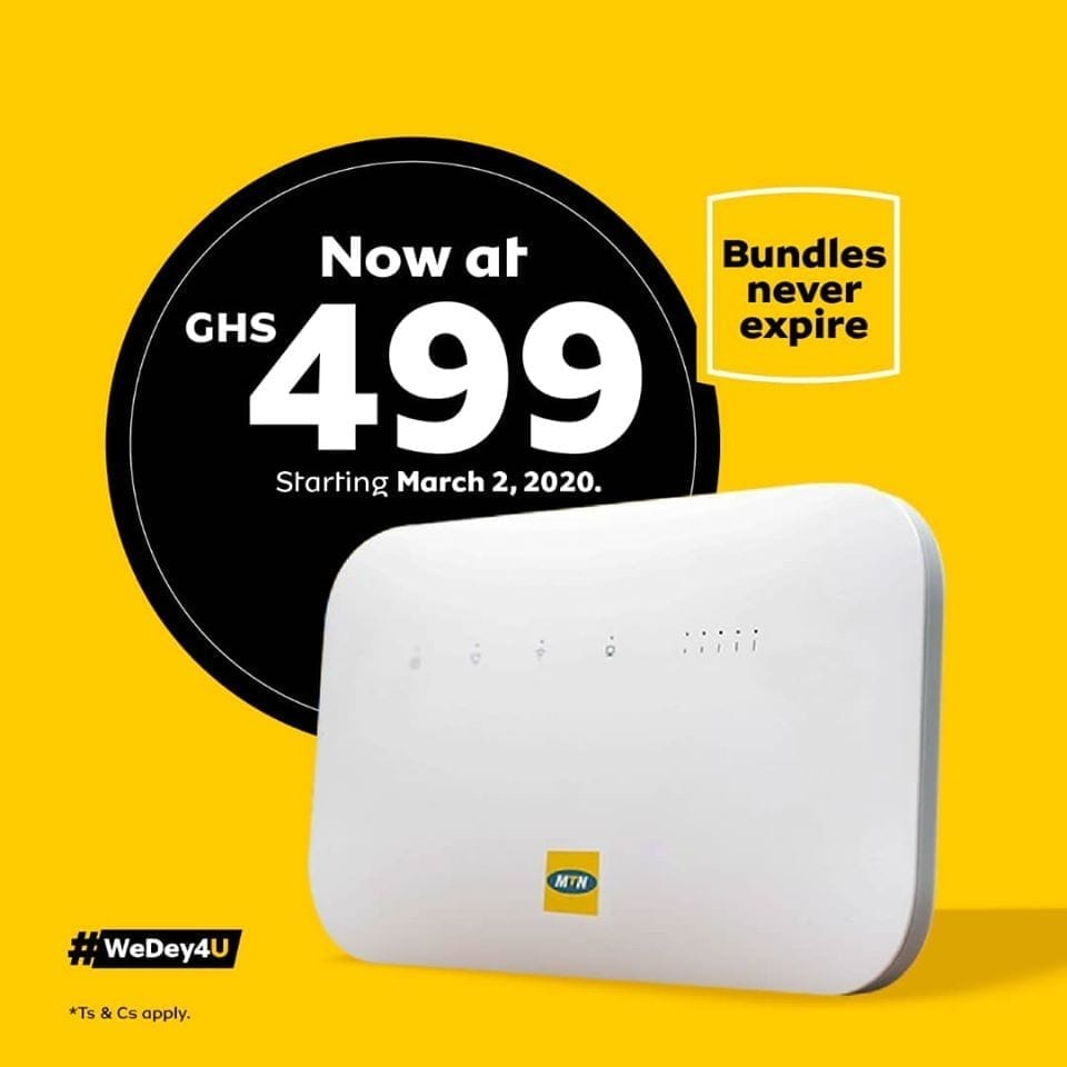 MTN increases prices for TurboNet data and fibre broadband
