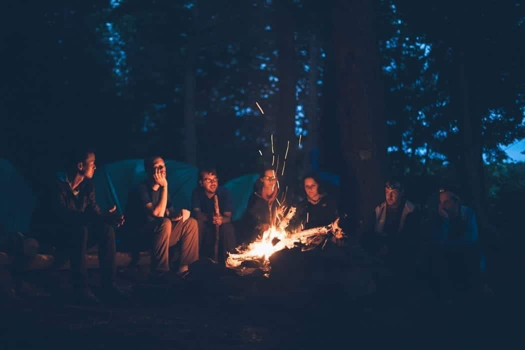 Spooky podcasts for dark camping nights