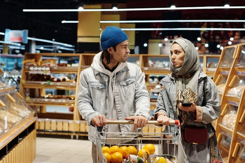 Here are tips for grocery shopping during the coronavirus pandemic