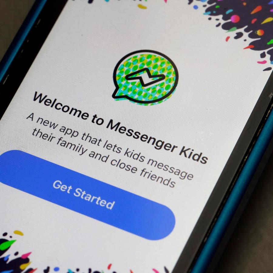 Facebook Messenger Kids countries