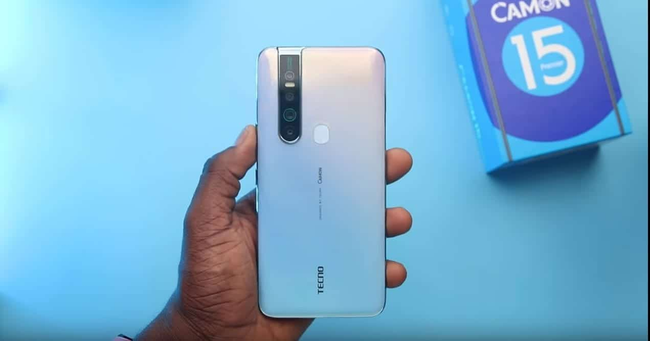 Video: TECNO Camon 15 Premier unboxing and review: Before you buy!