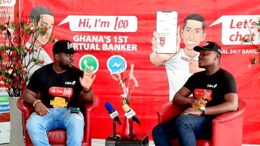 UBA introduces banking on WhatsApp and Facebook for the first time in Ghana
