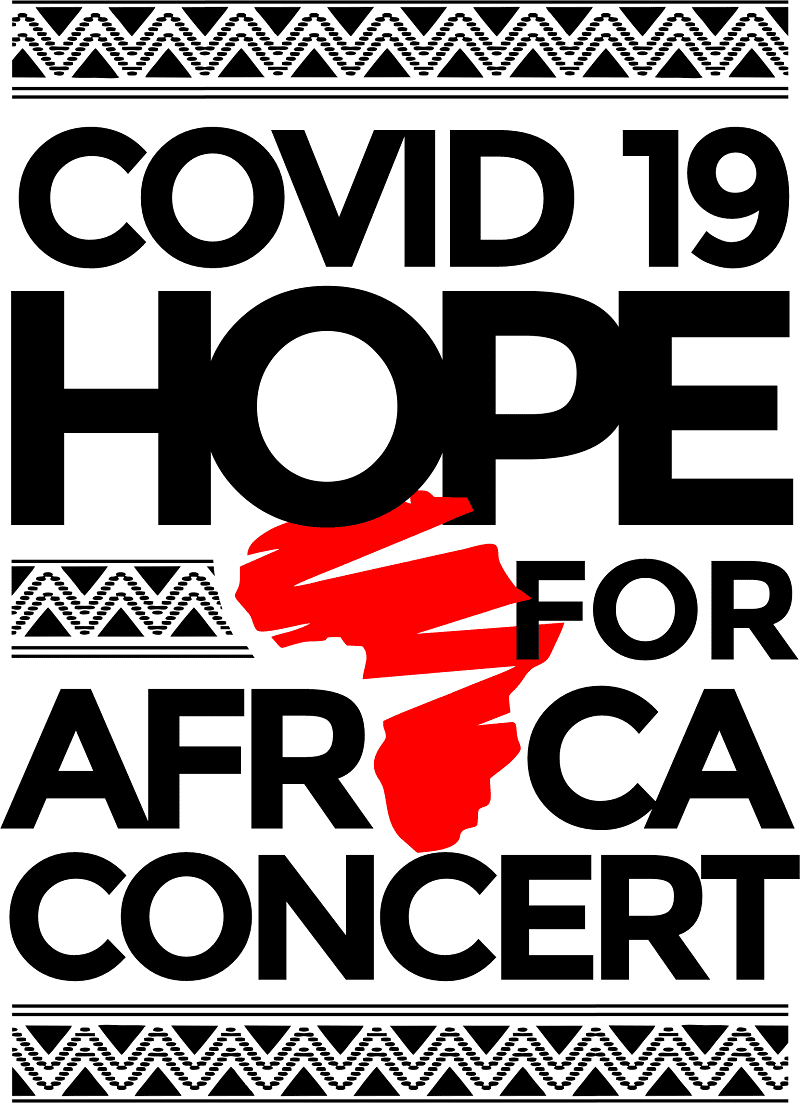 Covid-19 Hope For Africa Concert